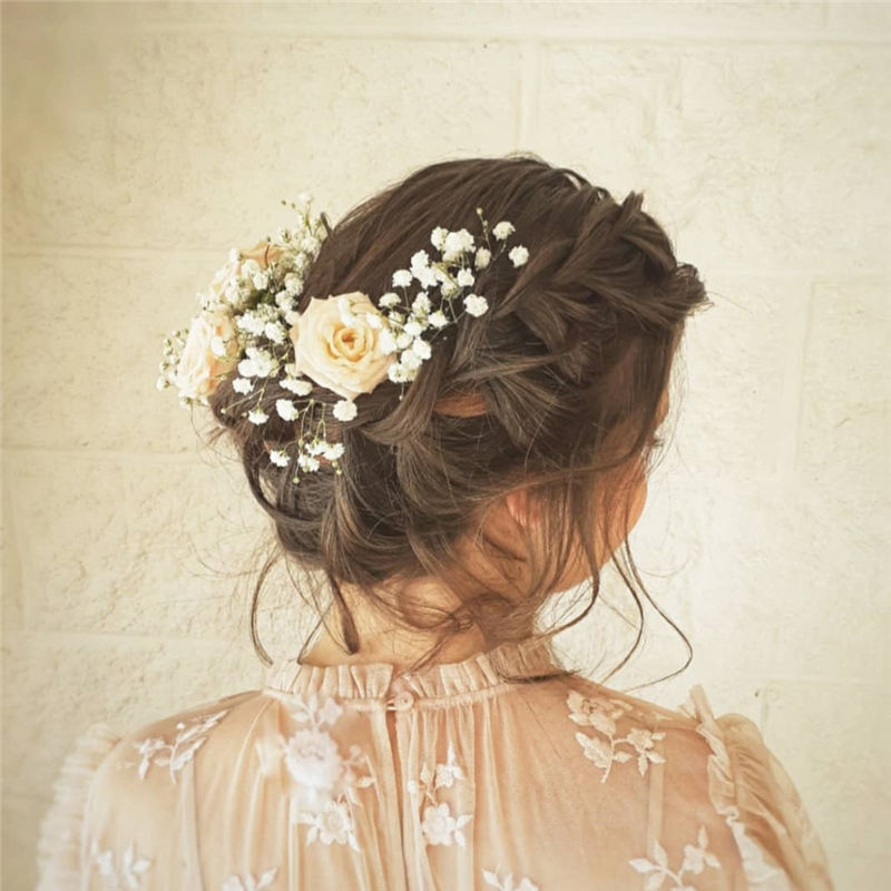 Best Wedding Hairstyles that Are Great for Big Day-27