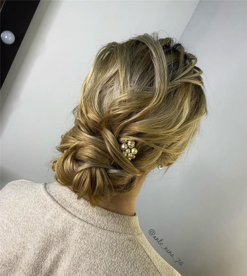 Best Wedding Hairstyles that Are Great for Big Day-28