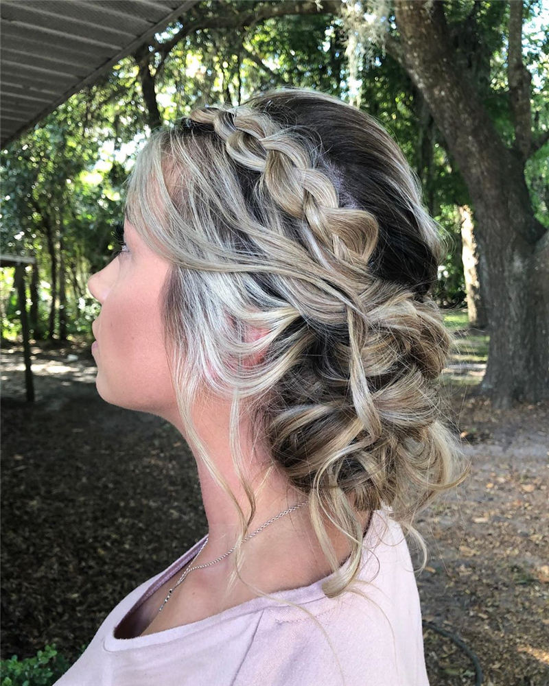 Best Wedding Hairstyles that Are Great for Big Day-32