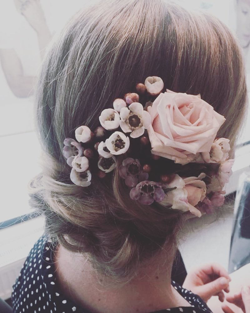 Best Wedding Hairstyles that Are Great for Big Day-34