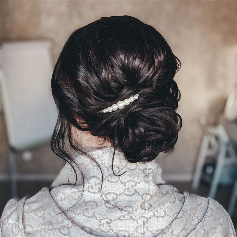 Best Wedding Hairstyles that Are Great for Big Day-40