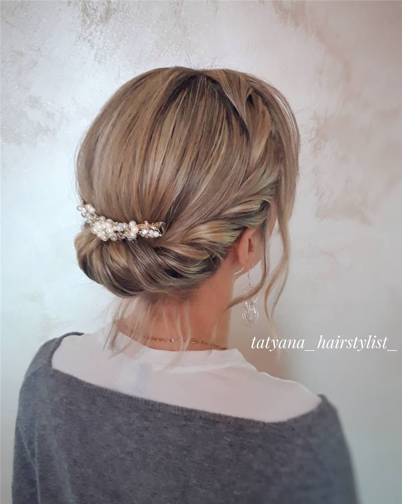 Best Wedding Hairstyles that Are Great for Big Day-45