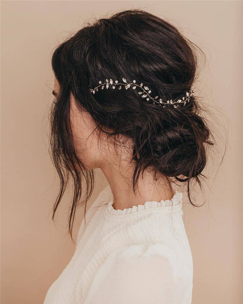 Best Wedding Hairstyles that Are Great for Big Day-46