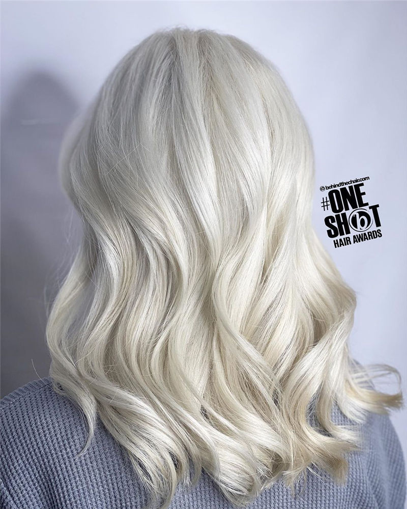 Best White Platinum Blonde That You Must Try 01