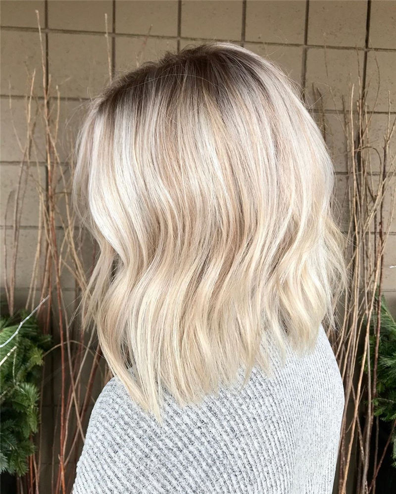 Cool Medium Hairstyles to Inspire You to Build Your Own 01