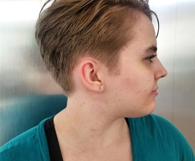 Cool Short Haircuts 2020 to Inspire Your Prom Look 28