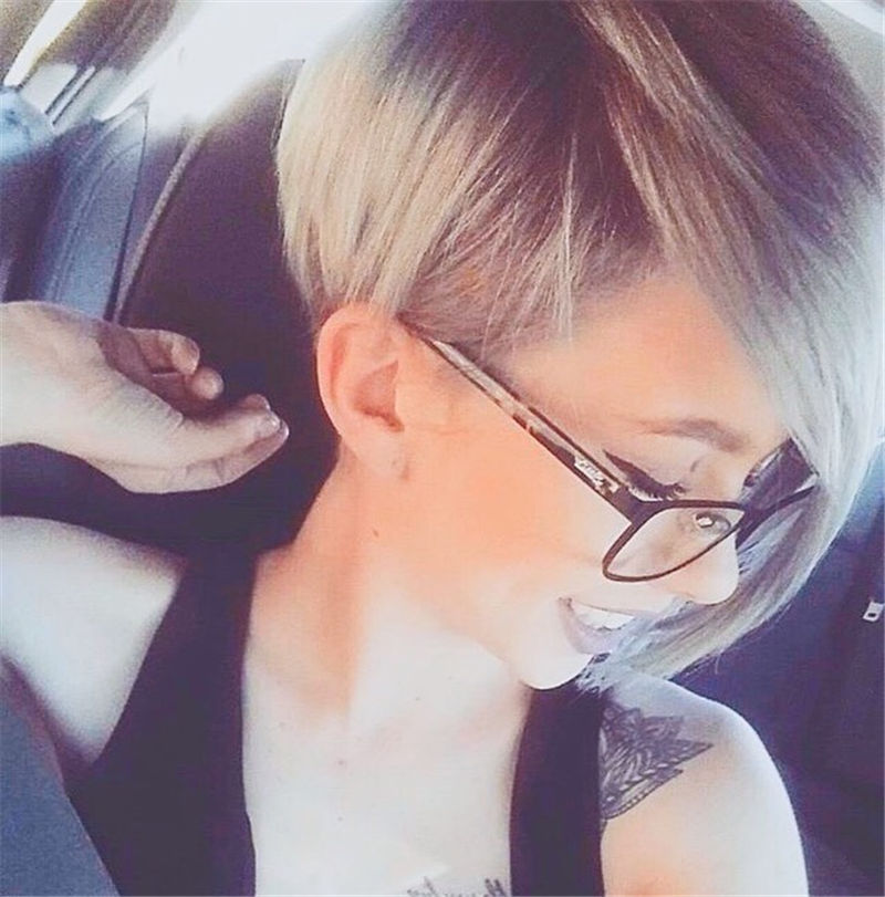 Cool Short Haircuts You Can't Miss 2020-02