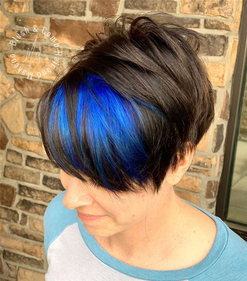 Cool Short Haircuts You Can't Miss 2020-30