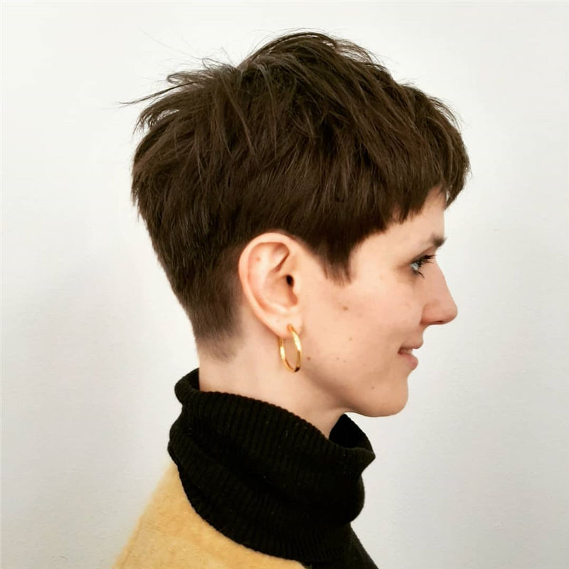 Cool Short Haircuts You Can't Miss 2020-37
