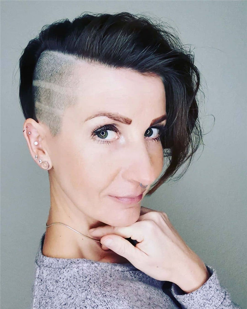 Cool Short Haircuts You Can't Miss 2020-40