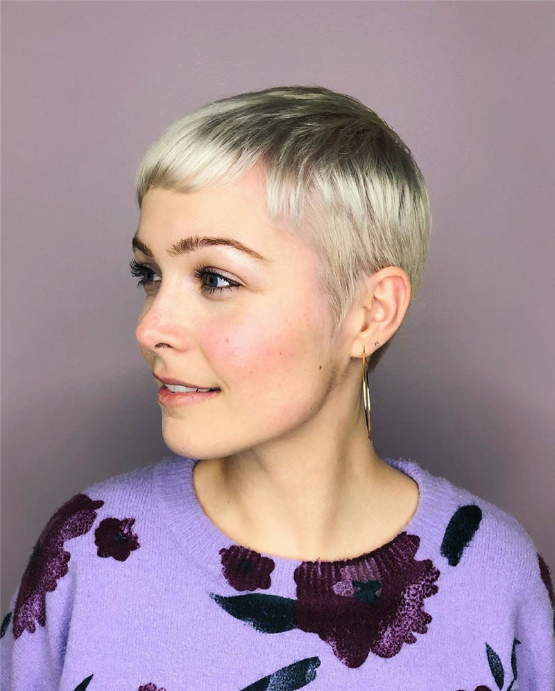 Cool Short Haircuts You Can't Miss 2020-44