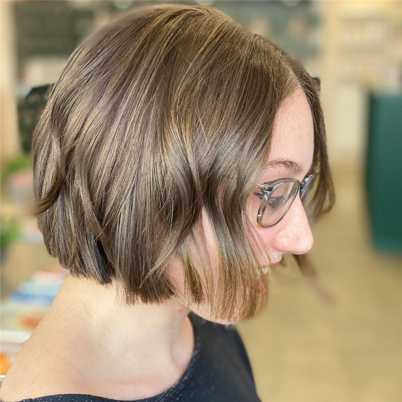 Cute Bob Haircuts You Cant Miss This Year 06