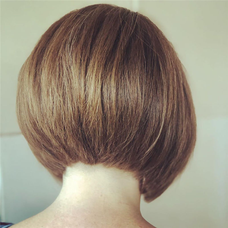 Cute Bob Haircuts You Cant Miss This Year 09