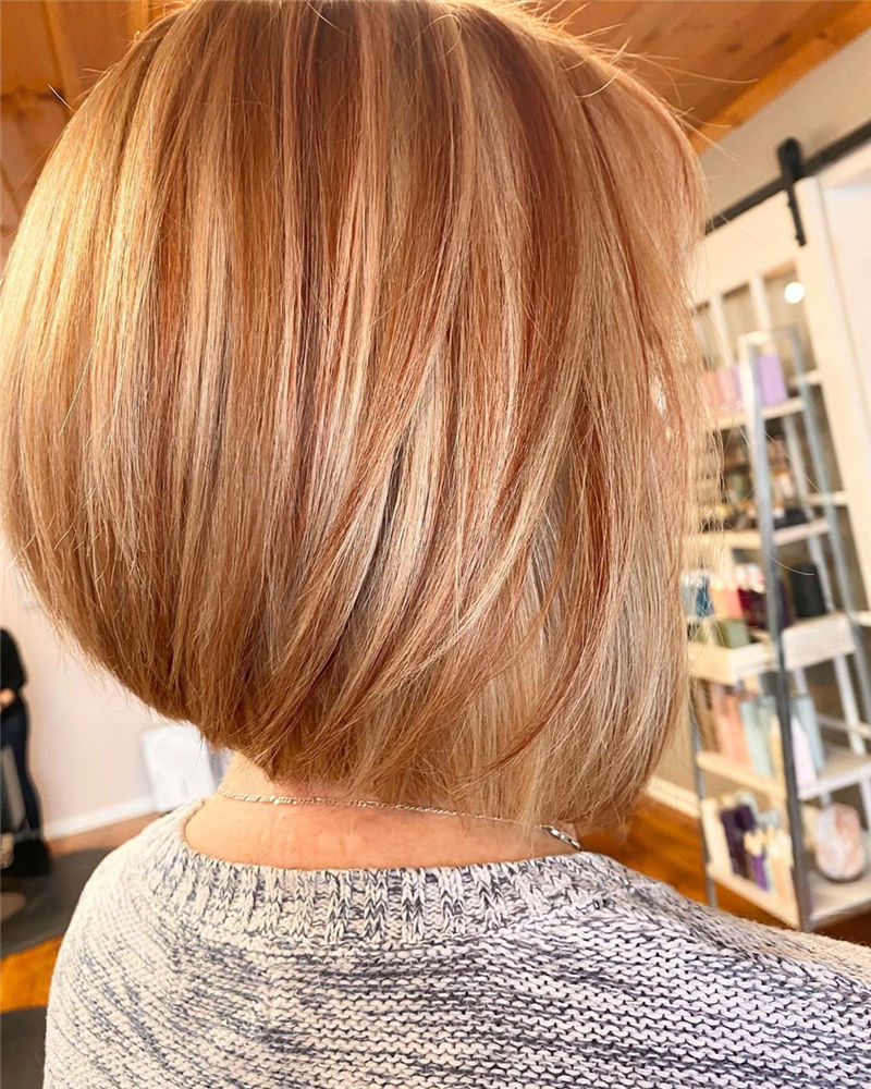 Cute Bob Haircuts You Cant Miss This Year 11