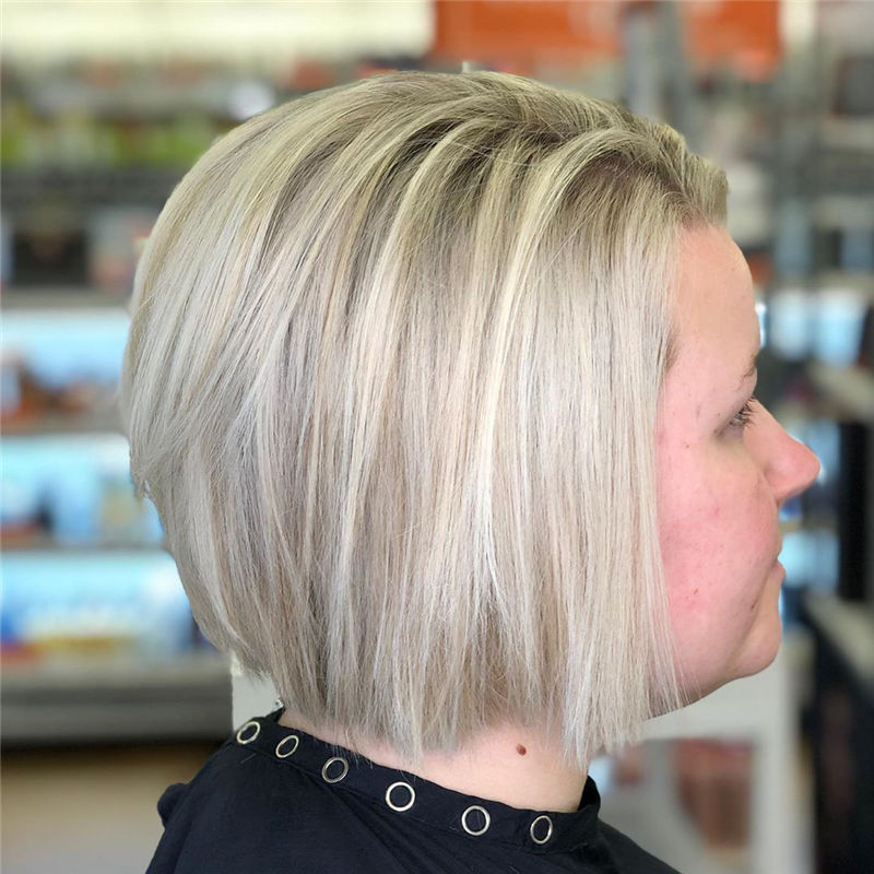 Cute Bob Haircuts You Cant Miss This Year 14