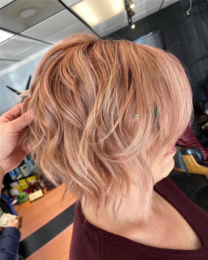 Cute Bob Haircuts You Cant Miss This Year 18