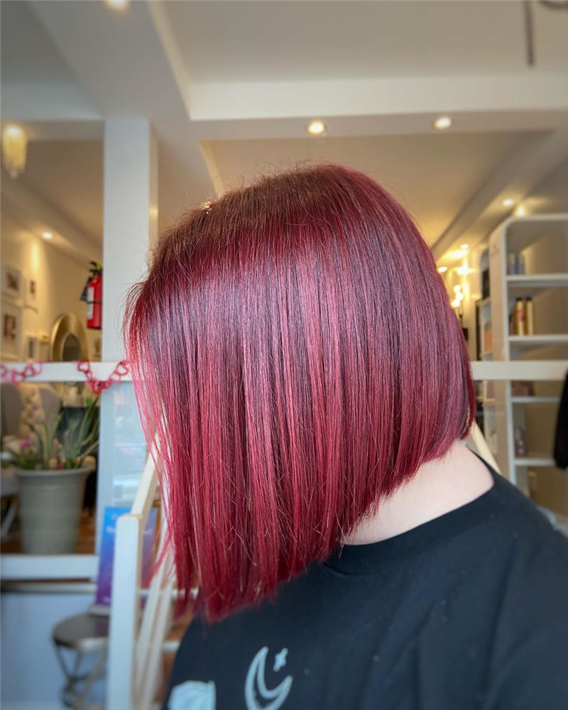 Cute Bob Haircuts You Cant Miss This Year 19