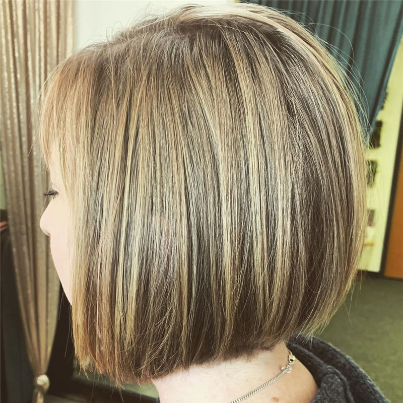 Cute Bob Haircuts You Cant Miss This Year 21