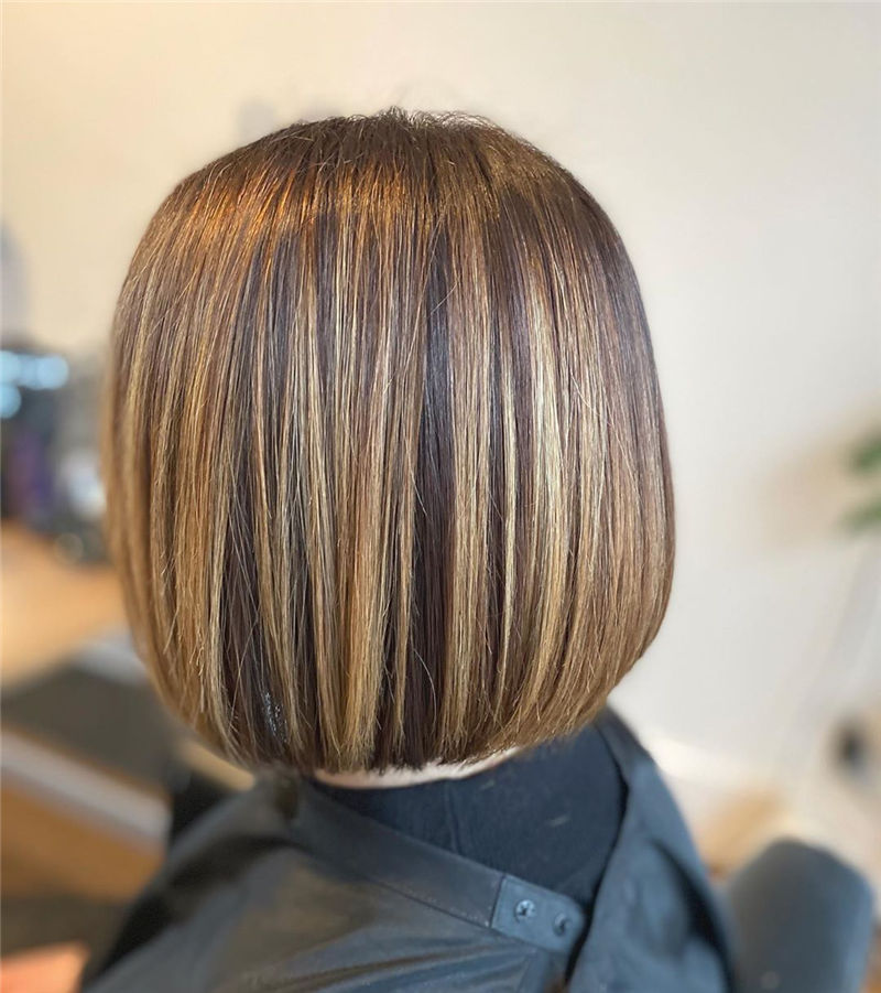 Cute Bob Haircuts You Cant Miss This Year 29