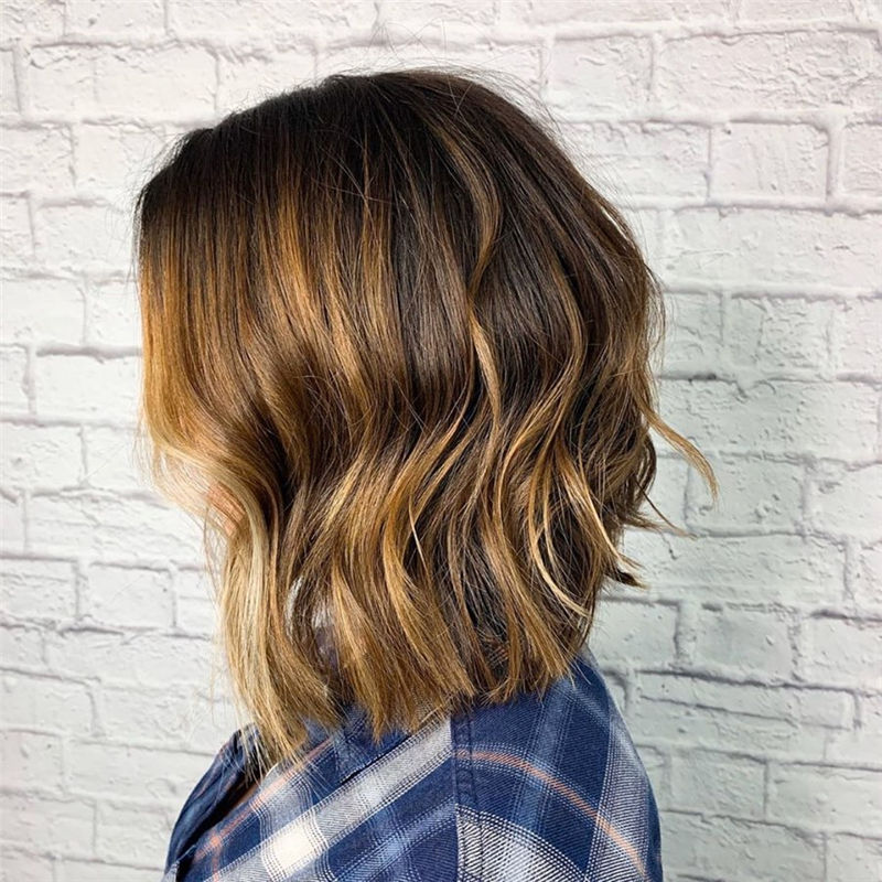 Cute Bob Haircuts You Cant Miss This Year 33