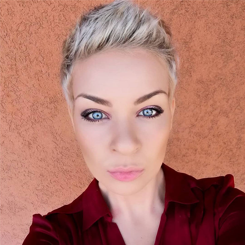 Cute Short Pixie Cuts You Should Try in 2020 01