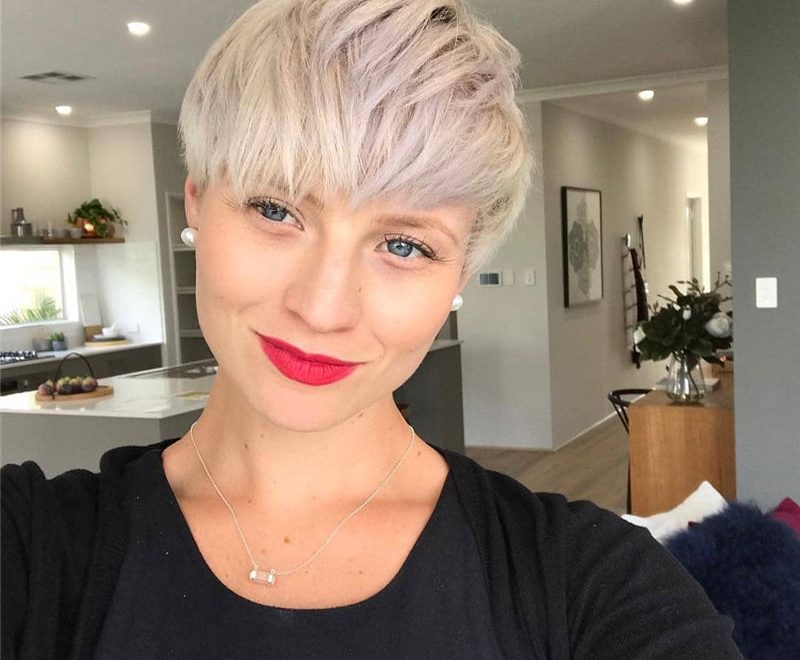 Cute Short Pixie Cuts You Should Try in 2020 38