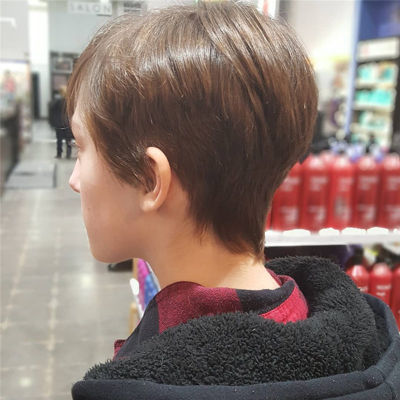 Darn Cool Pixie Cuts That You'll Want To Get-13