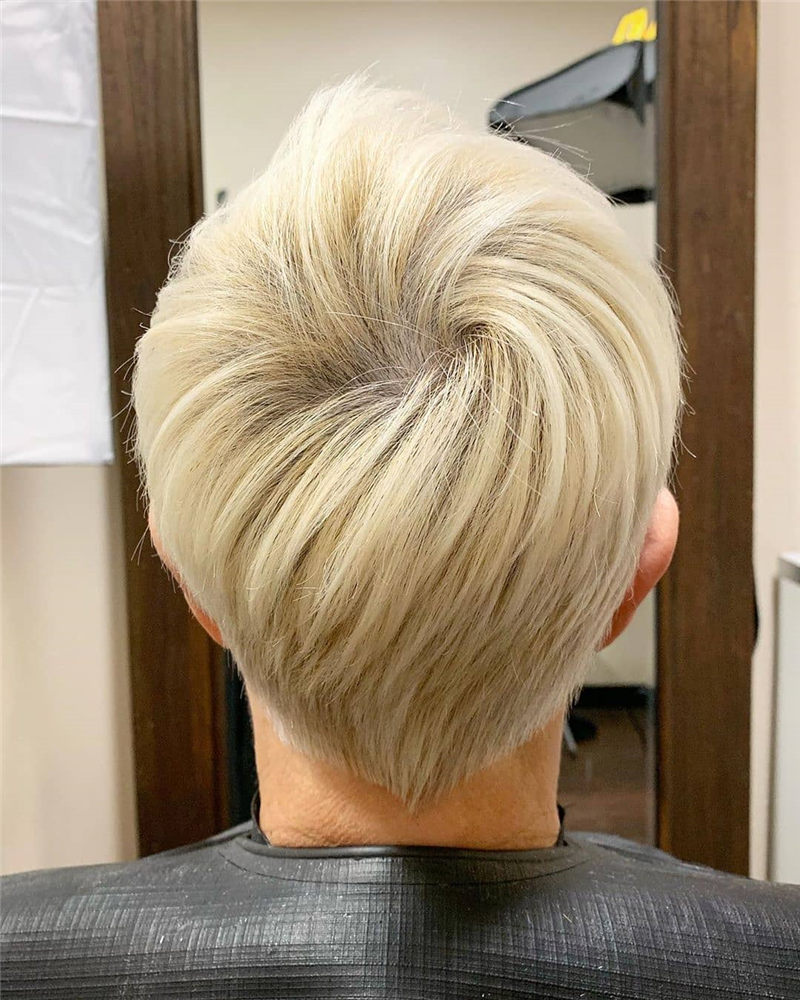 Darn Cool Pixie Cuts That You'll Want To Get-19