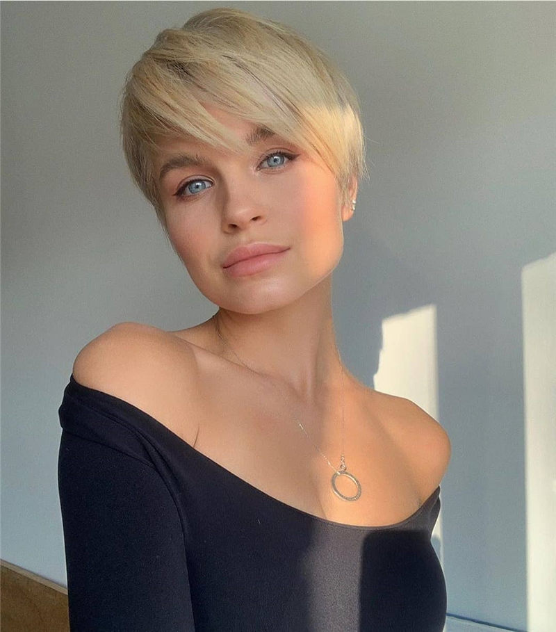 Darn Cool Pixie Cuts That You'll Want To Get-27