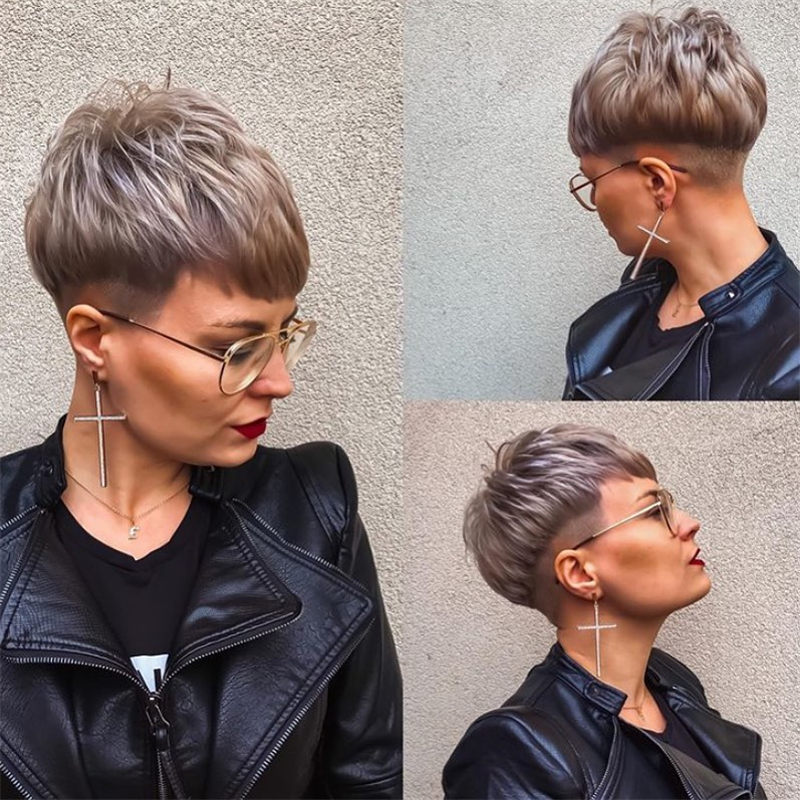 Darn Cool Pixie Cuts That You'll Want To Get-36