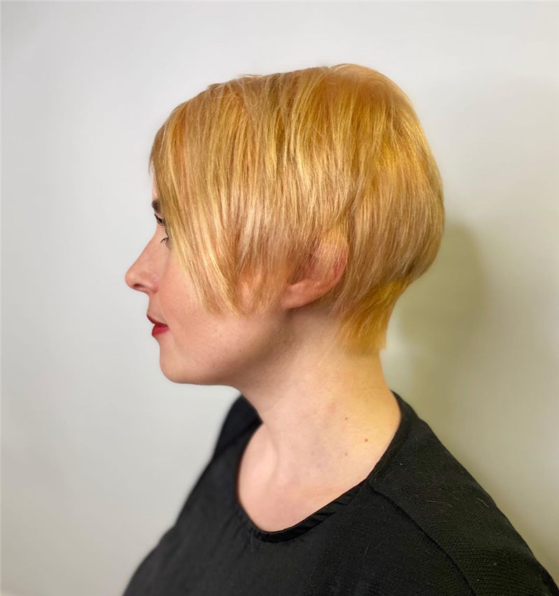 Incredible Short Hairstyles You Should Try in 2020-33