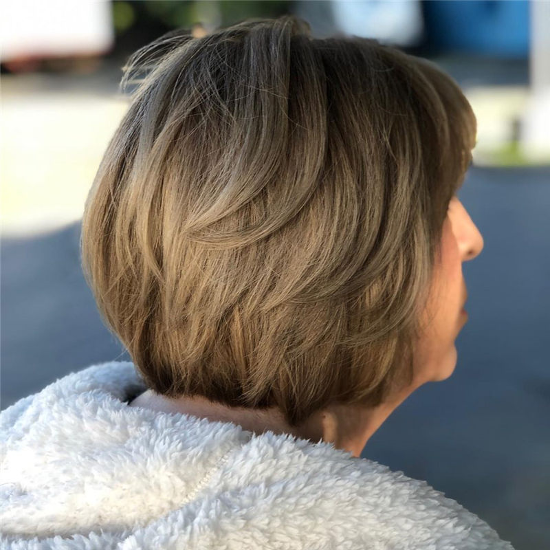 Incredible Short Hairstyles You Should Try in 2020-37