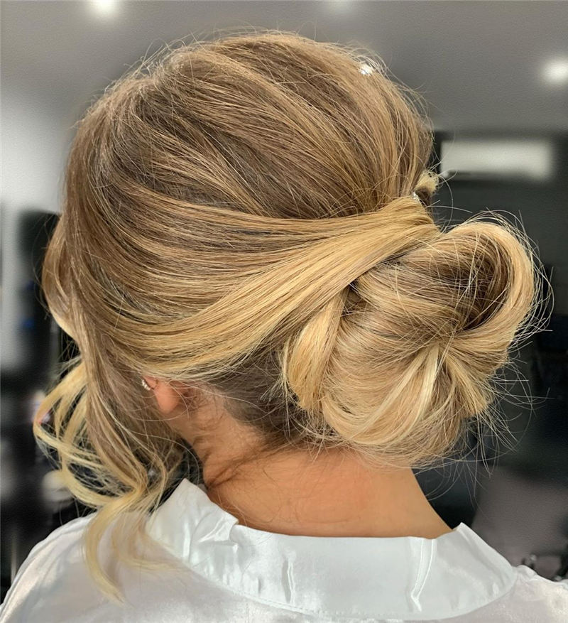 Lovely Wedding Hairstyles to Consider This Year 01