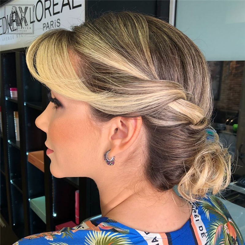 Modern Updos You'll Love to Wear in 2020-01