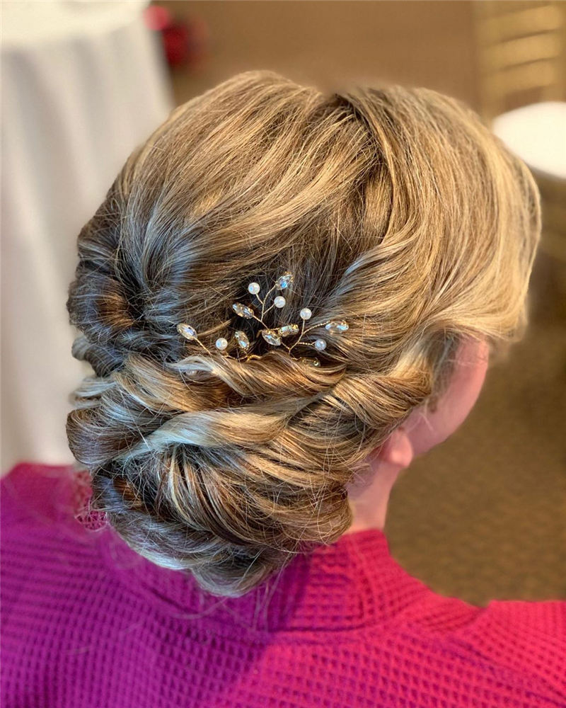 Most Beautiful Braided Updo Hairstyles to Inspire You 28