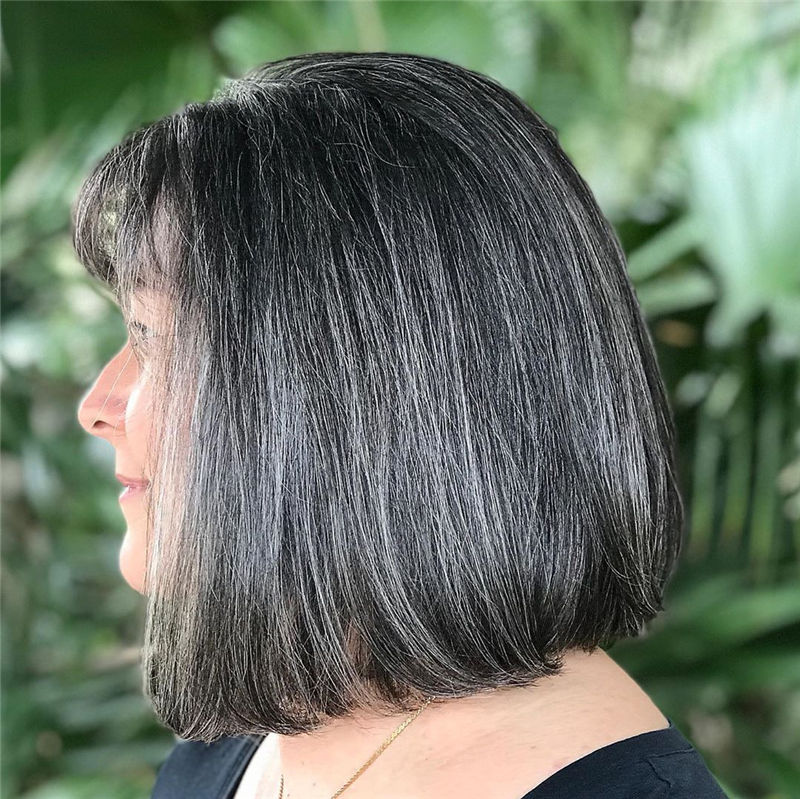 Most Trendy and Terrific Bob Haircuts for Charming Look-03