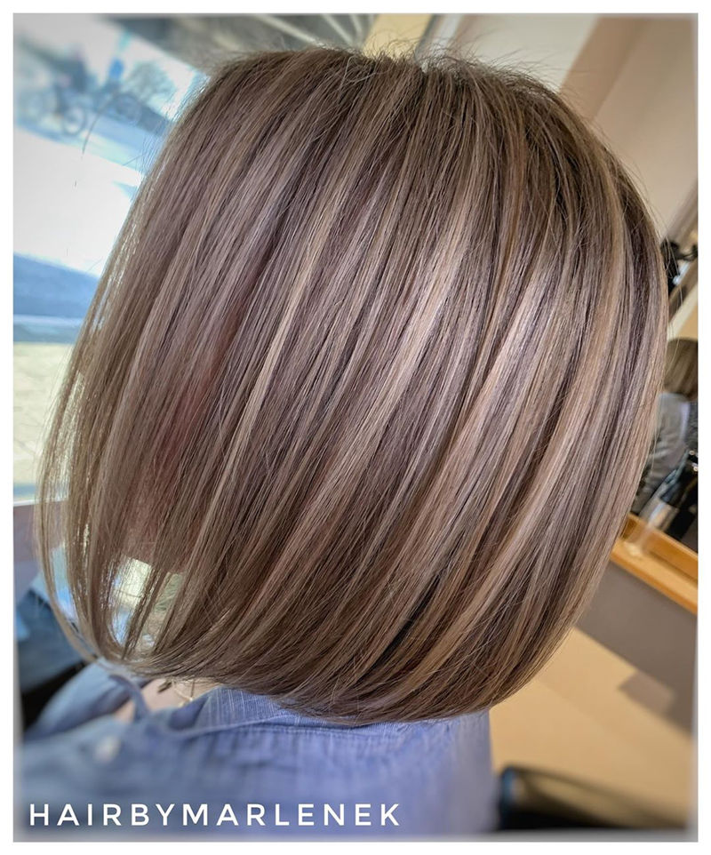 Most Trendy and Terrific Bob Haircuts for Charming Look-04
