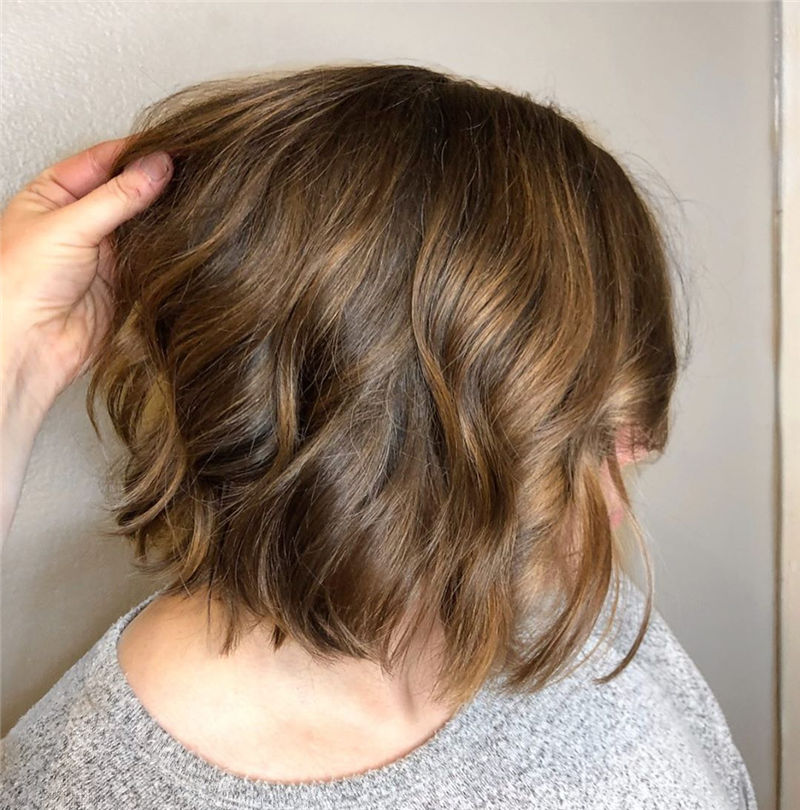 Most Trendy and Terrific Bob Haircuts for Charming Look-05