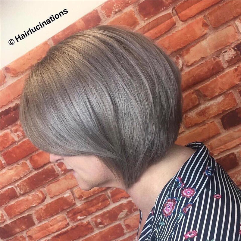 Most Trendy and Terrific Bob Haircuts for Charming Look-06