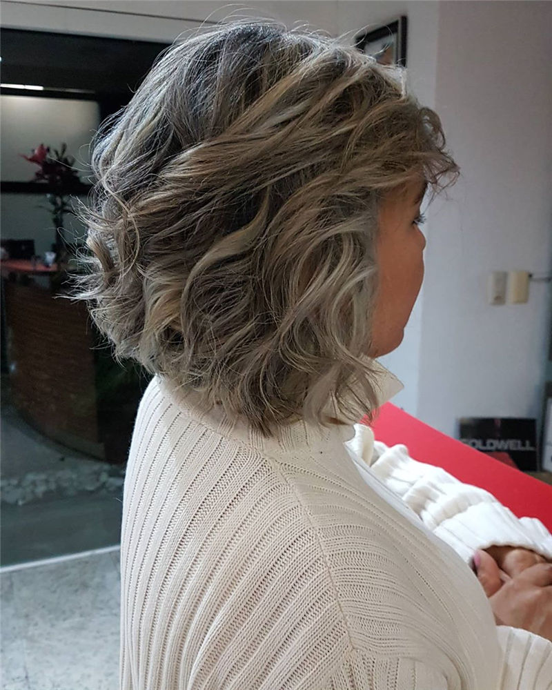 Most Trendy and Terrific Bob Haircuts for Charming Look-09
