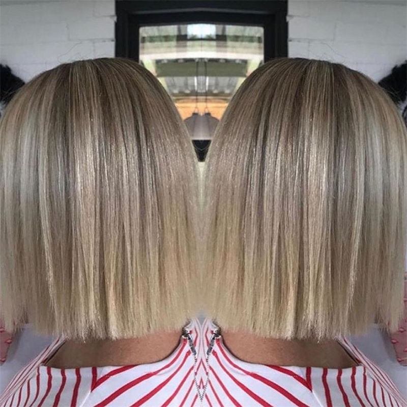 Most Trendy and Terrific Bob Haircuts for Charming Look-22