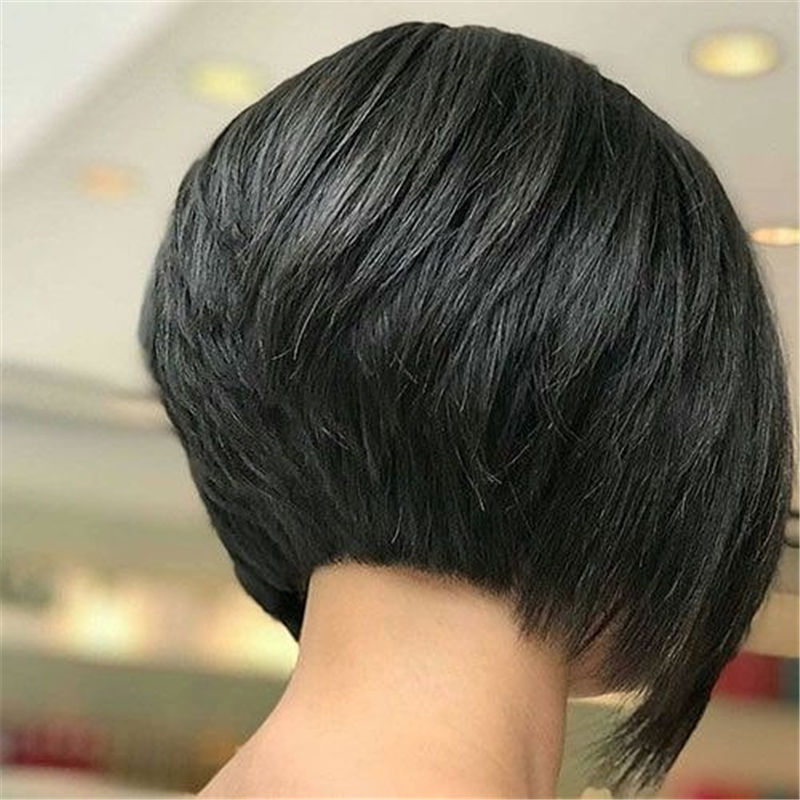 Most Trendy and Terrific Bob Haircuts for Charming Look-23