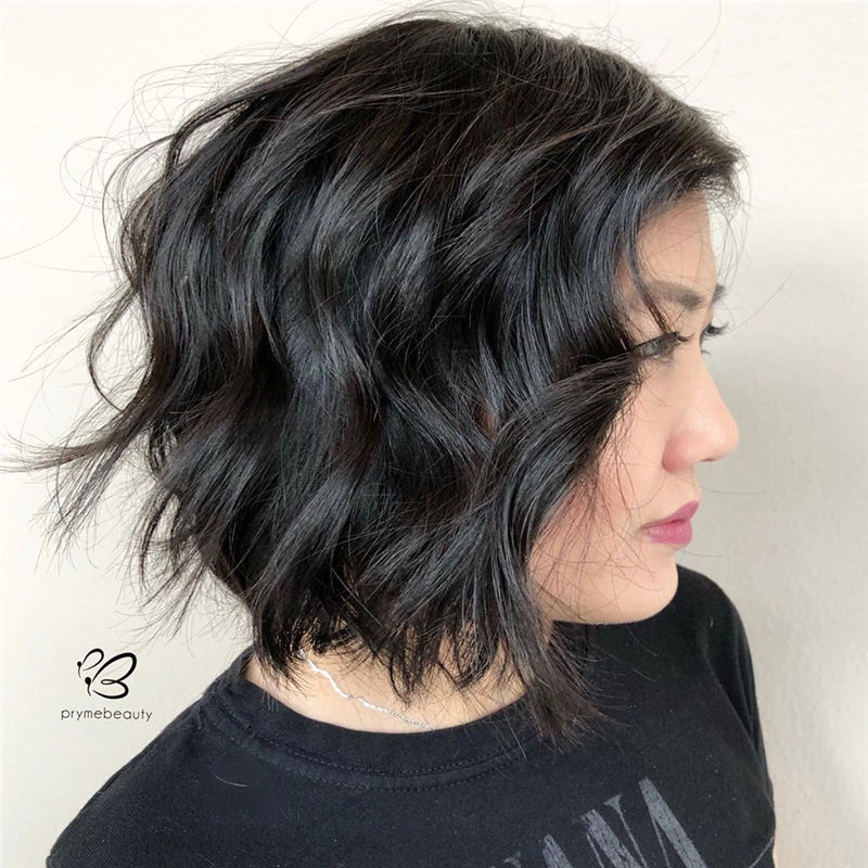 Most Trendy and Terrific Bob Haircuts for Charming Look-24