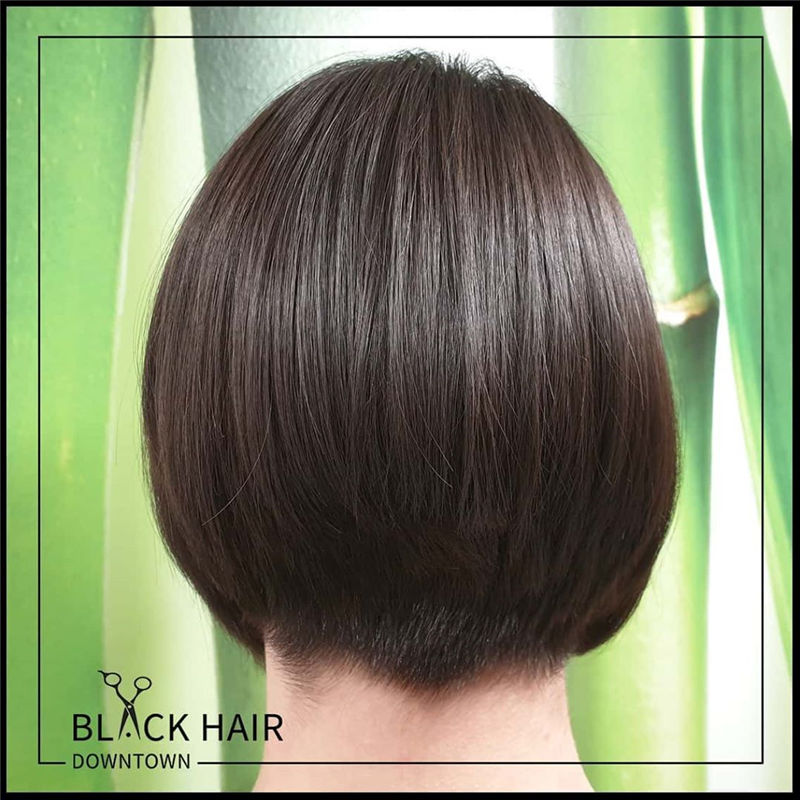 Most Trendy and Terrific Bob Haircuts for Charming Look-45