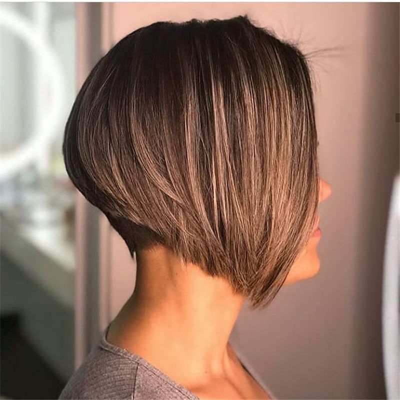 Most Trendy and Terrific Bob Haircuts for Charming Look-47