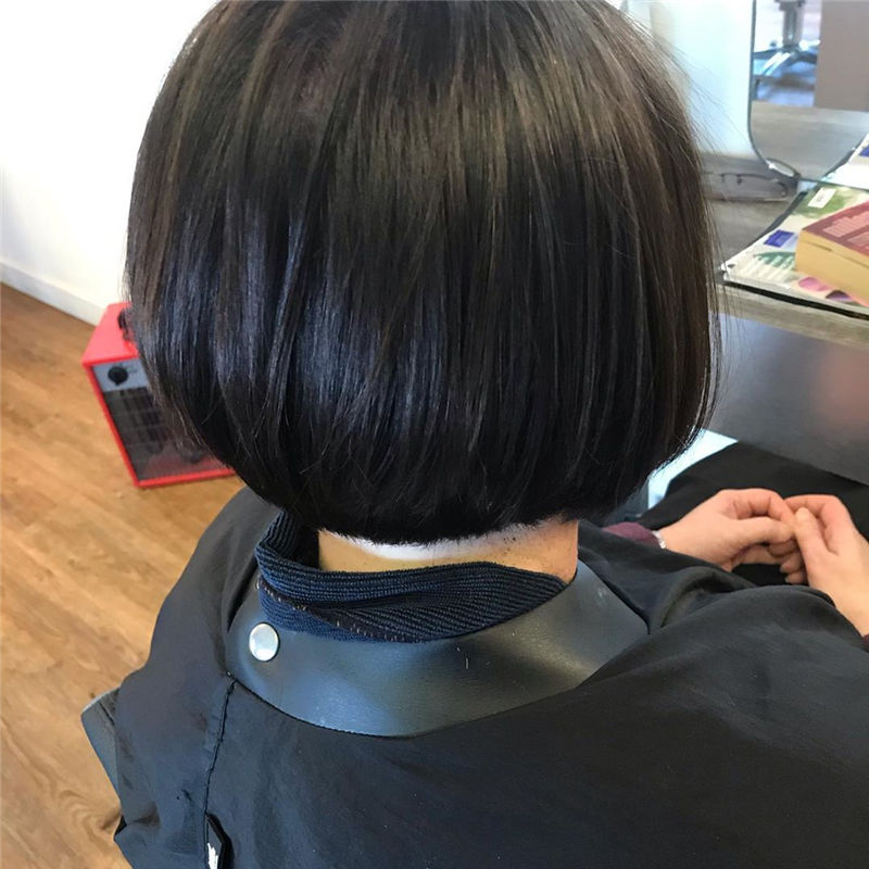 Most Trendy and Terrific Bob Haircuts for Charming Look-51