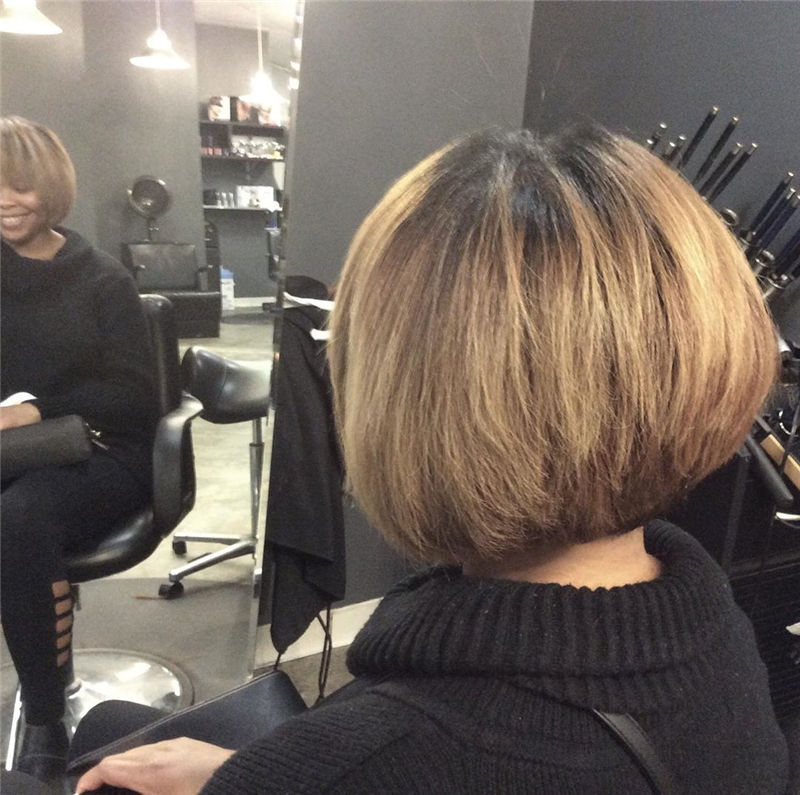 Most Trendy and Terrific Bob Haircuts for Charming Look-52