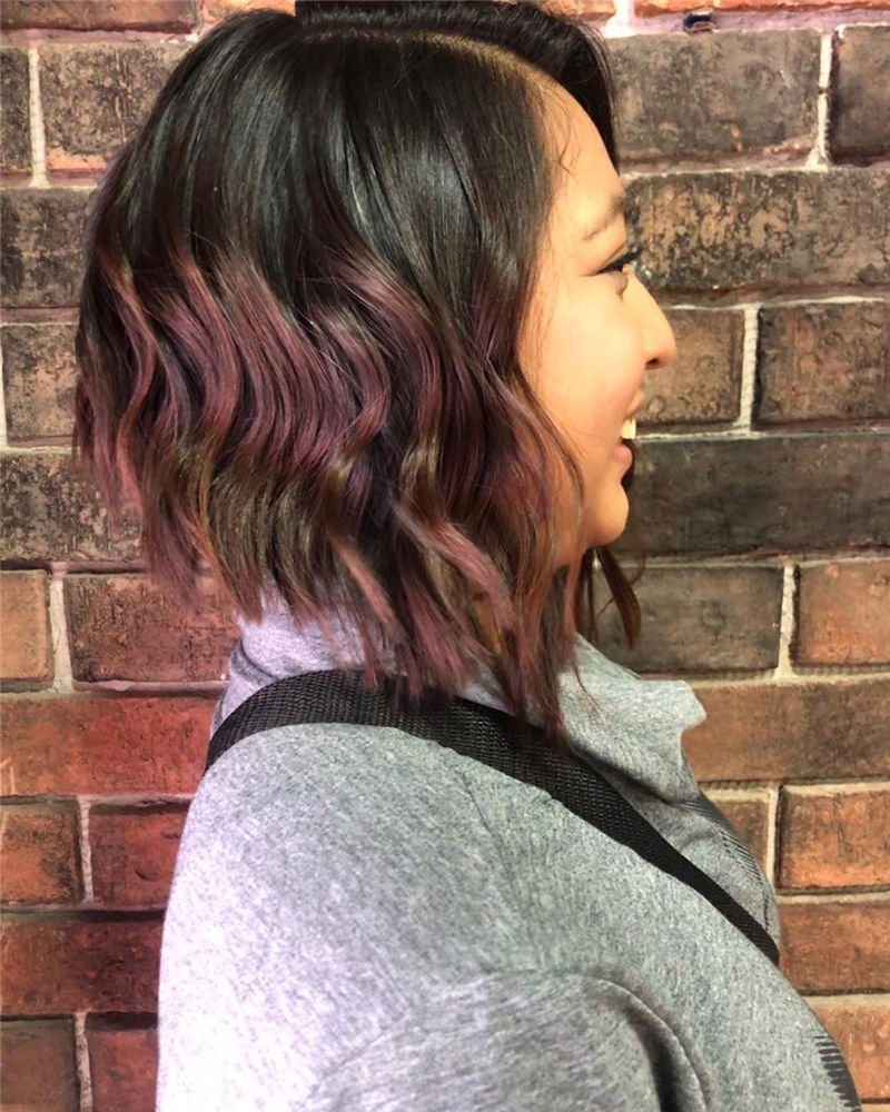 Most Trendy and Terrific Bob Haircuts for Charming Look-54