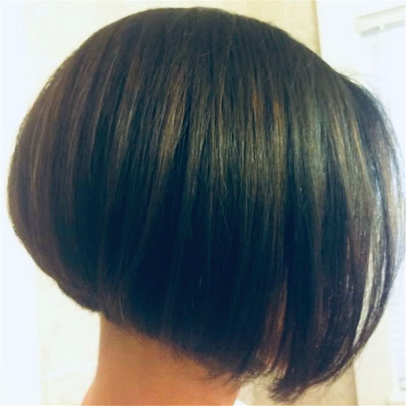 Most Trendy and Terrific Bob Haircuts for Charming Look-58