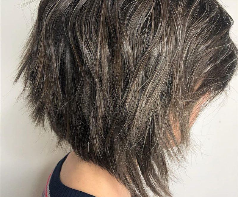 New Short Bob Hairstyles You Can't Miss for 2020-32